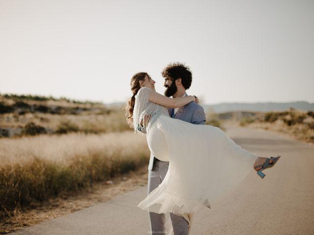 La boda de Arturo y Carmen en Cieza, Murcia 53