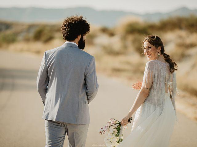 La boda de Arturo y Carmen en Cieza, Murcia 54