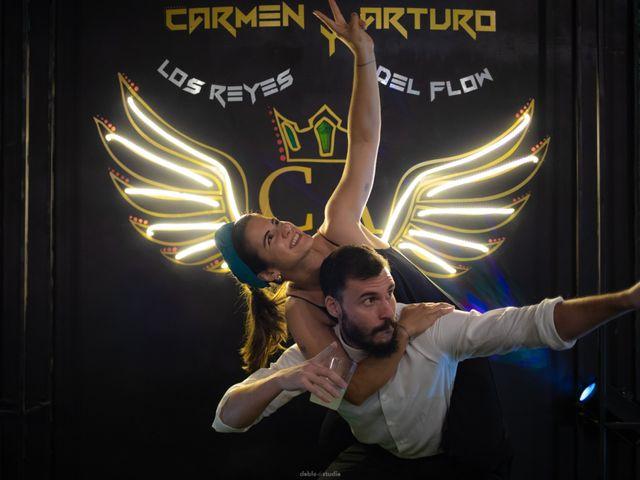La boda de Arturo y Carmen en Cieza, Murcia 72
