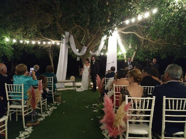 La boda de Javier y Lucia en Daya Vieja, Alicante 2