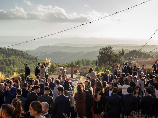 La boda de Jaime y Clara Jové en Rubio, Barcelona 2
