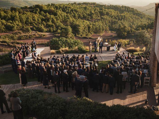 La boda de Jaime y Clara Jové en Rubio, Barcelona 7