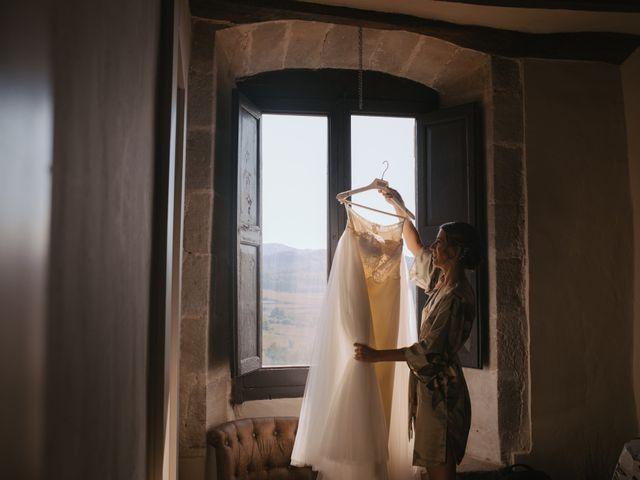La boda de Didac y Anaïs en Sant Marti De Tous, Barcelona 2