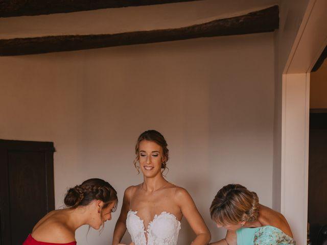 La boda de Didac y Anaïs en Sant Marti De Tous, Barcelona 6
