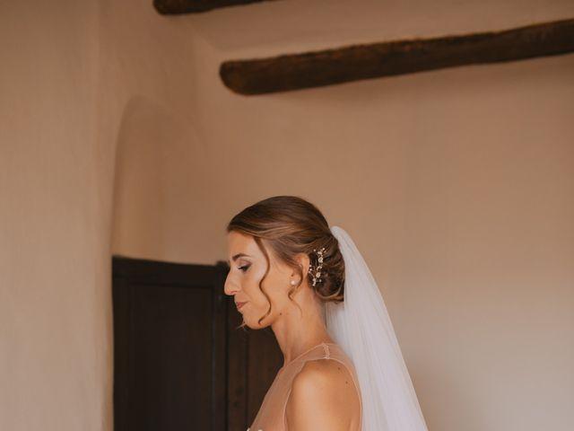 La boda de Didac y Anaïs en Sant Marti De Tous, Barcelona 8