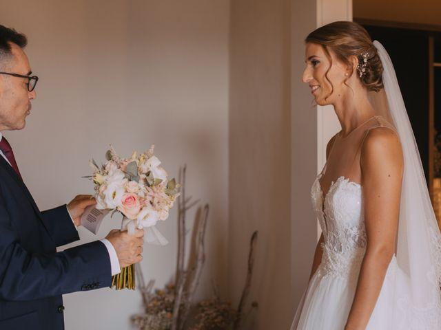 La boda de Didac y Anaïs en Sant Marti De Tous, Barcelona 9