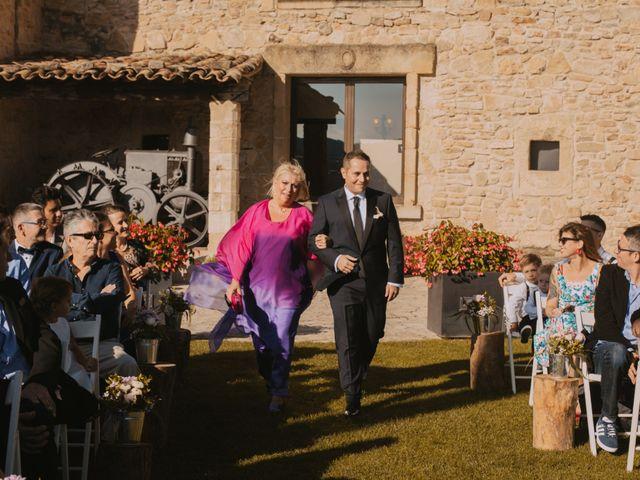 La boda de Didac y Anaïs en Sant Marti De Tous, Barcelona 11