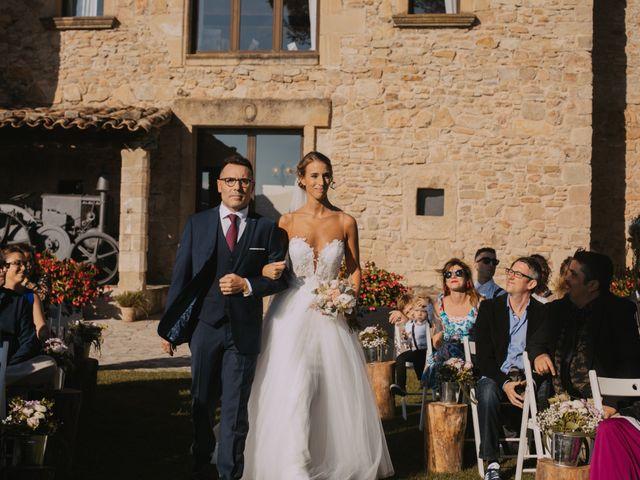 La boda de Didac y Anaïs en Sant Marti De Tous, Barcelona 12