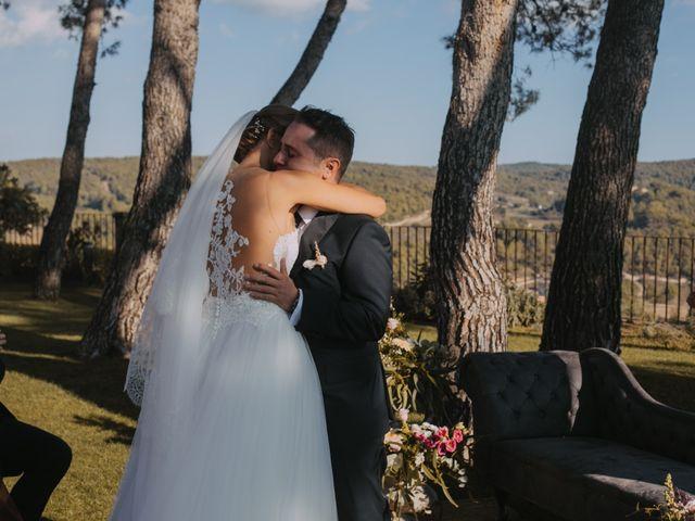 La boda de Didac y Anaïs en Sant Marti De Tous, Barcelona 13