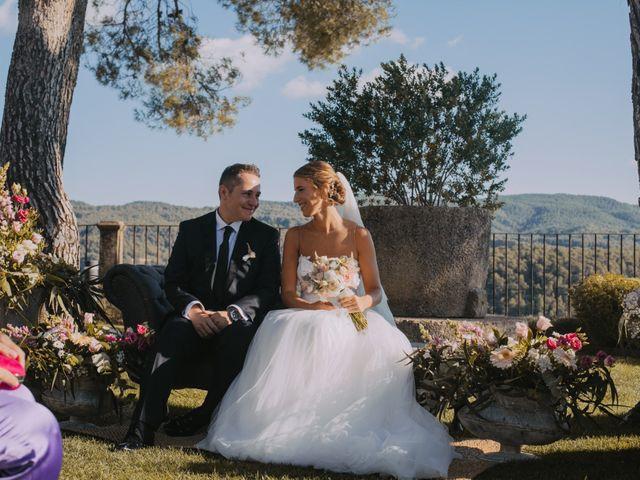 La boda de Didac y Anaïs en Sant Marti De Tous, Barcelona 14