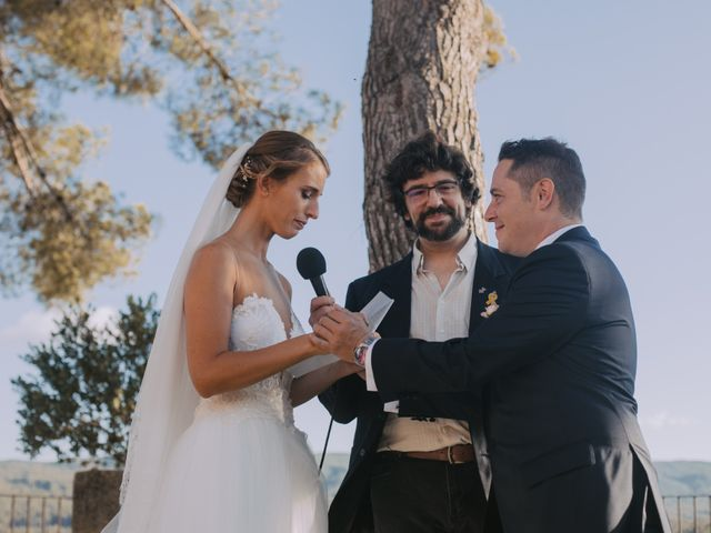 La boda de Didac y Anaïs en Sant Marti De Tous, Barcelona 15