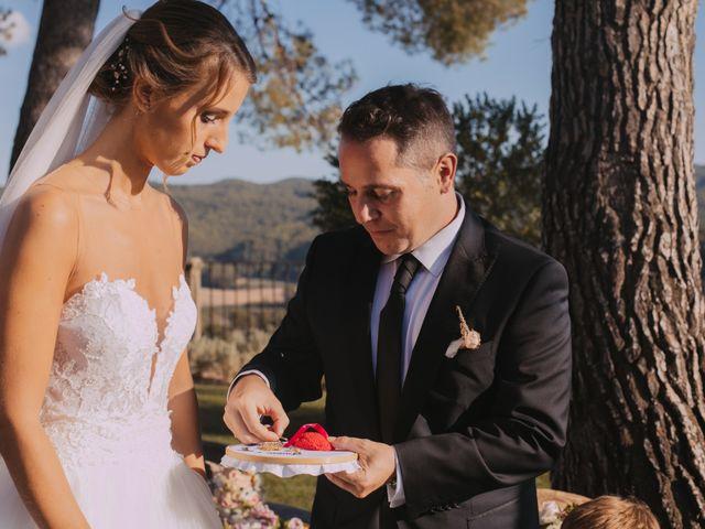 La boda de Didac y Anaïs en Sant Marti De Tous, Barcelona 17