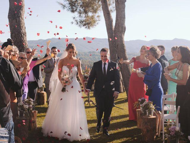 La boda de Didac y Anaïs en Sant Marti De Tous, Barcelona 20