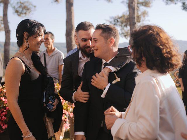 La boda de Didac y Anaïs en Sant Marti De Tous, Barcelona 22