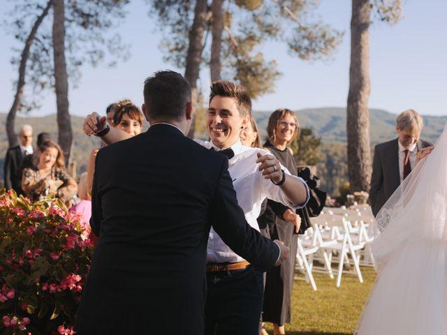 La boda de Didac y Anaïs en Sant Marti De Tous, Barcelona 23
