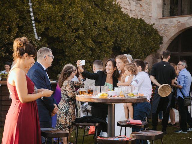 La boda de Didac y Anaïs en Sant Marti De Tous, Barcelona 27