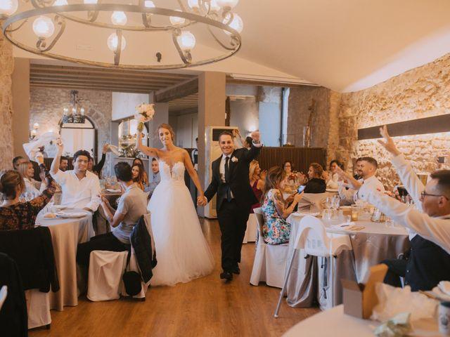 La boda de Didac y Anaïs en Sant Marti De Tous, Barcelona 33