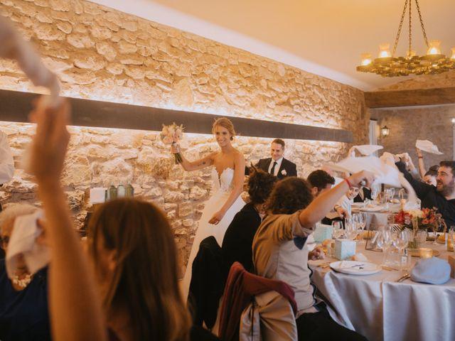 La boda de Didac y Anaïs en Sant Marti De Tous, Barcelona 34