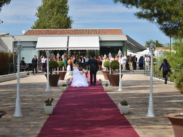 La boda de Rafa y Mari Carmen en Almansa, Albacete 1