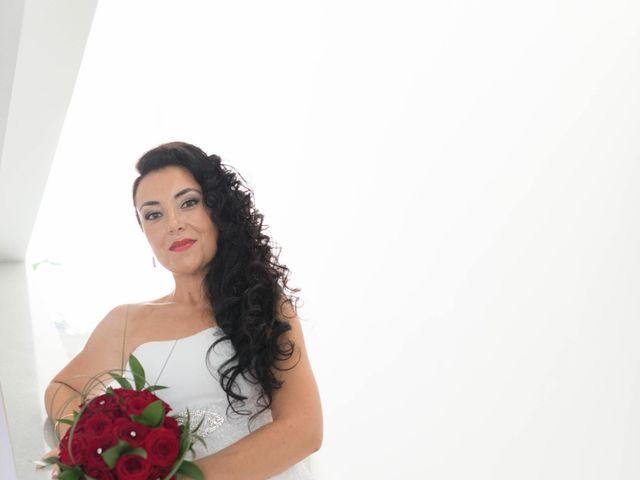 La boda de Rafa y Mari Carmen en Almansa, Albacete 17