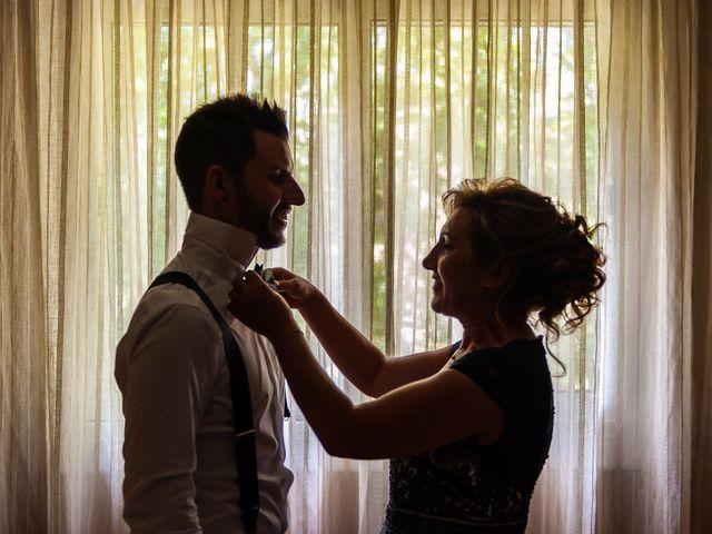 La boda de Iván y Raquel en Sant Vicenç De Montalt, Barcelona 14
