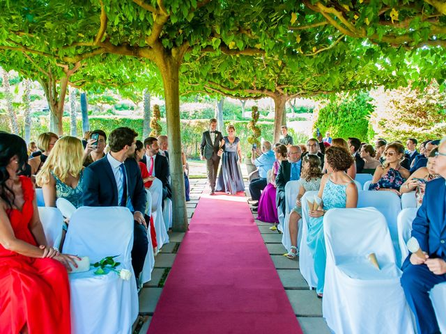 La boda de Iván y Raquel en Sant Vicenç De Montalt, Barcelona 42