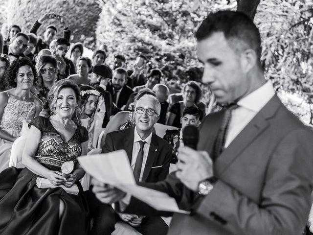 La boda de Iván y Raquel en Sant Vicenç De Montalt, Barcelona 53