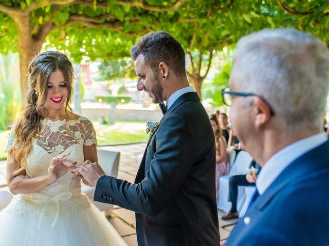 La boda de Iván y Raquel en Sant Vicenç De Montalt, Barcelona 60