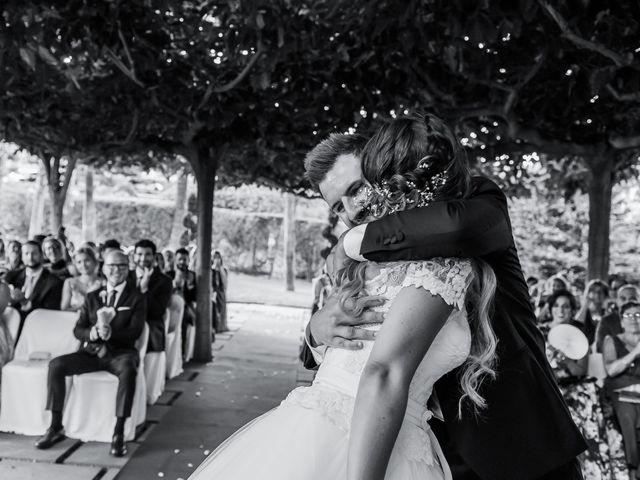 La boda de Iván y Raquel en Sant Vicenç De Montalt, Barcelona 61