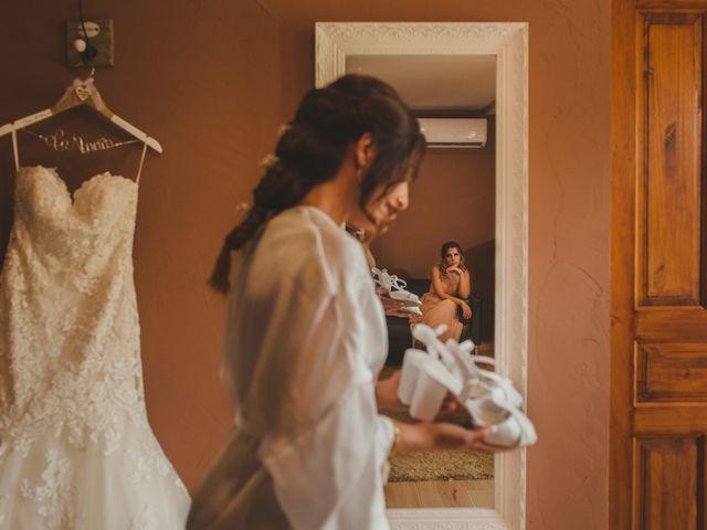 La boda de Fer y Ayesh en Caldes De Montbui, Barcelona 17