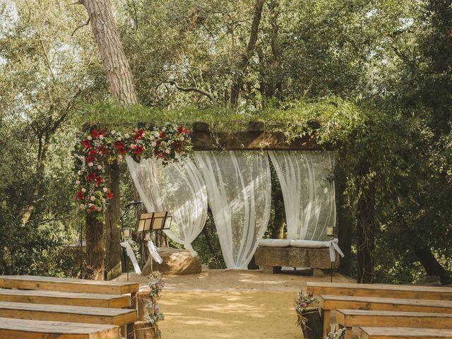La boda de Fer y Ayesh en Caldes De Montbui, Barcelona 20