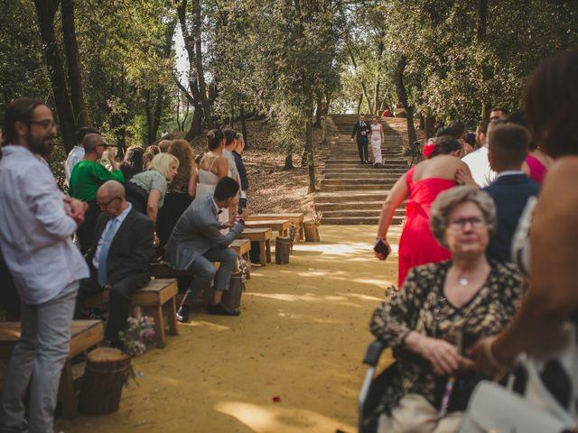 La boda de Fer y Ayesh en Caldes De Montbui, Barcelona 22