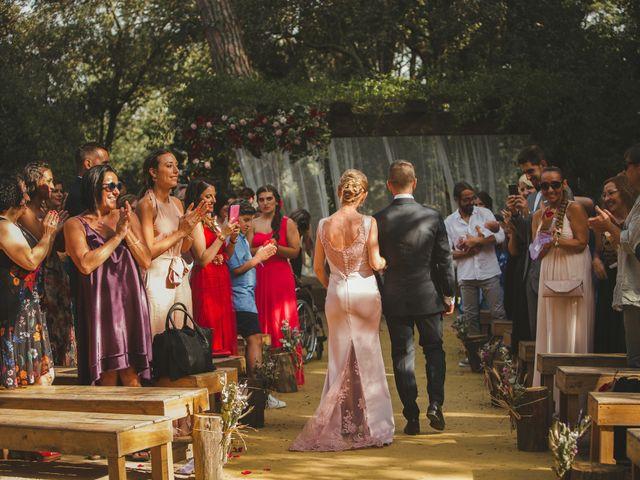 La boda de Fer y Ayesh en Caldes De Montbui, Barcelona 23