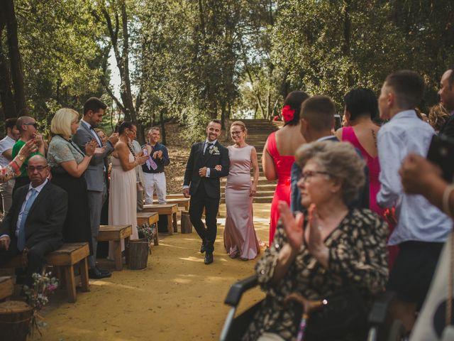 La boda de Fer y Ayesh en Caldes De Montbui, Barcelona 24