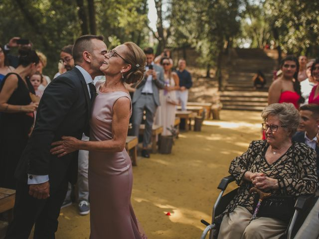 La boda de Fer y Ayesh en Caldes De Montbui, Barcelona 25