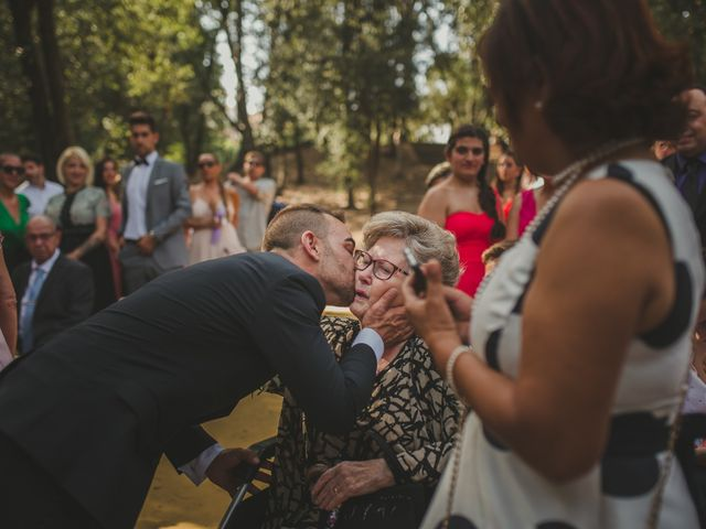 La boda de Fer y Ayesh en Caldes De Montbui, Barcelona 26