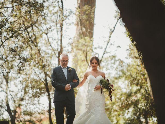 La boda de Fer y Ayesh en Caldes De Montbui, Barcelona 28