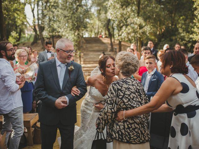 La boda de Fer y Ayesh en Caldes De Montbui, Barcelona 30