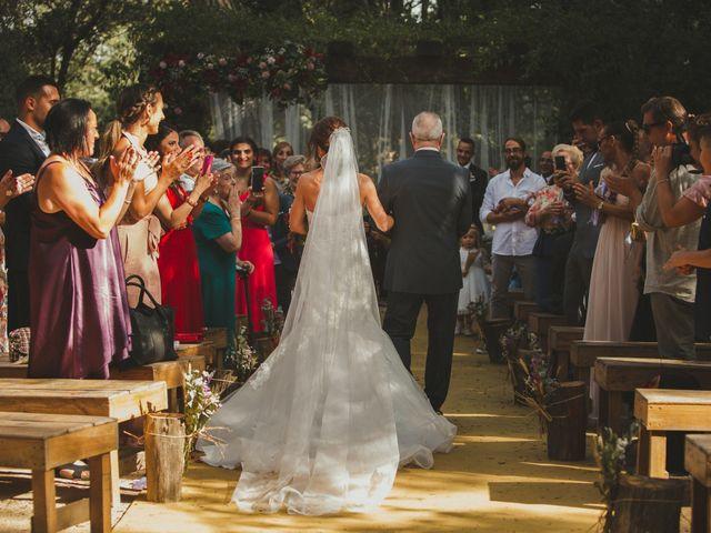 La boda de Fer y Ayesh en Caldes De Montbui, Barcelona 31