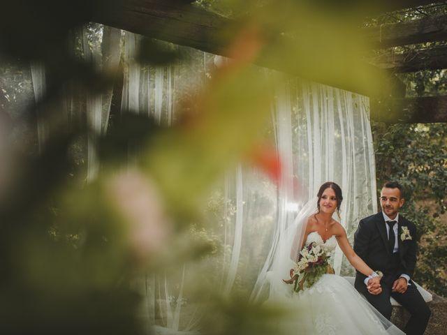 La boda de Fer y Ayesh en Caldes De Montbui, Barcelona 33