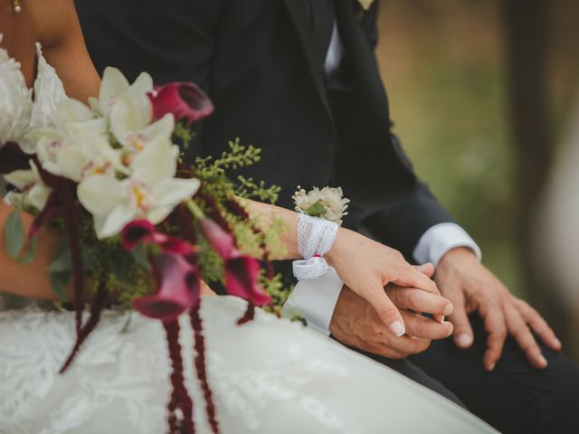 La boda de Fer y Ayesh en Caldes De Montbui, Barcelona 35