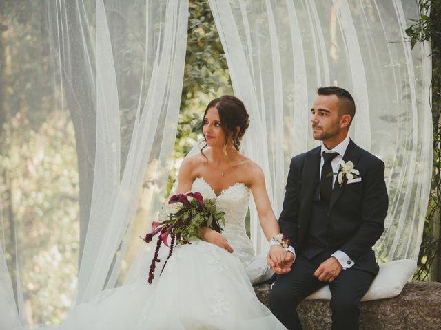 La boda de Fer y Ayesh en Caldes De Montbui, Barcelona 36