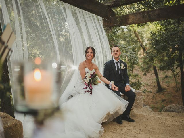 La boda de Fer y Ayesh en Caldes De Montbui, Barcelona 38