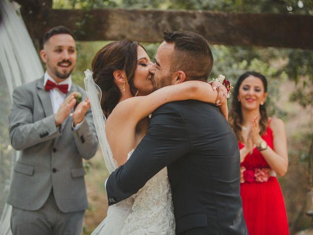 La boda de Fer y Ayesh en Caldes De Montbui, Barcelona 41