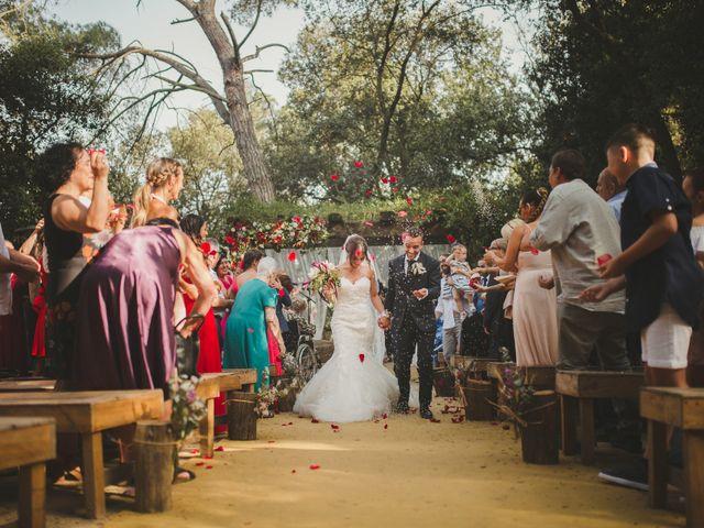 La boda de Fer y Ayesh en Caldes De Montbui, Barcelona 42