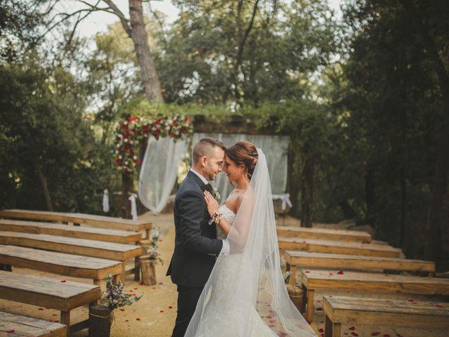 La boda de Fer y Ayesh en Caldes De Montbui, Barcelona 44