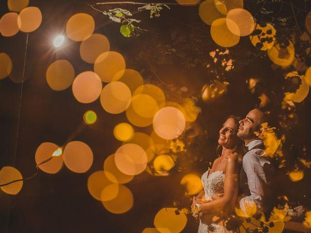 La boda de Ayesh y Fer