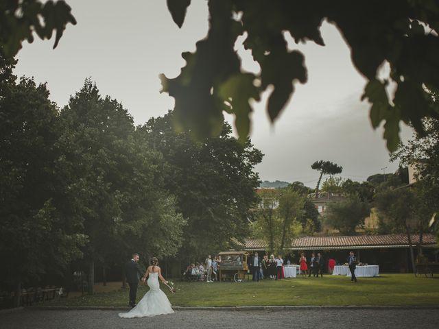 La boda de Fer y Ayesh en Caldes De Montbui, Barcelona 52