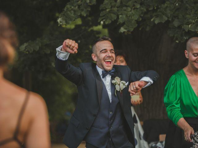 La boda de Fer y Ayesh en Caldes De Montbui, Barcelona 55