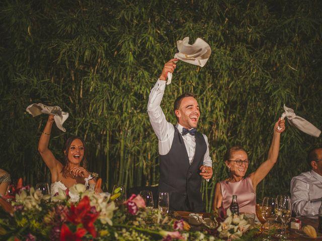 La boda de Fer y Ayesh en Caldes De Montbui, Barcelona 61